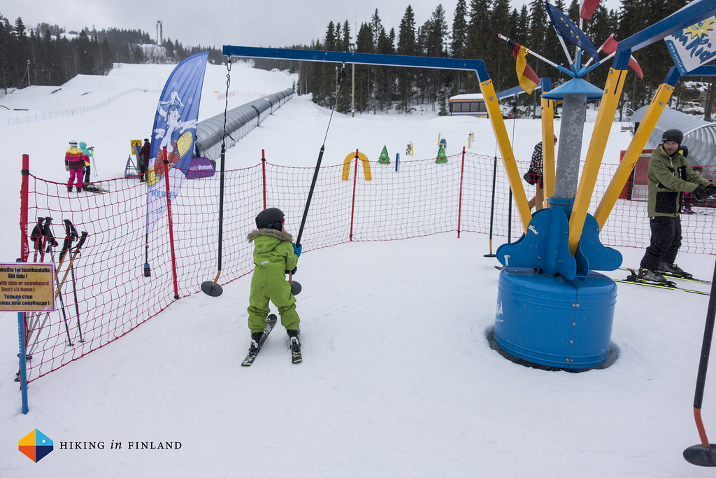Ski Carousel