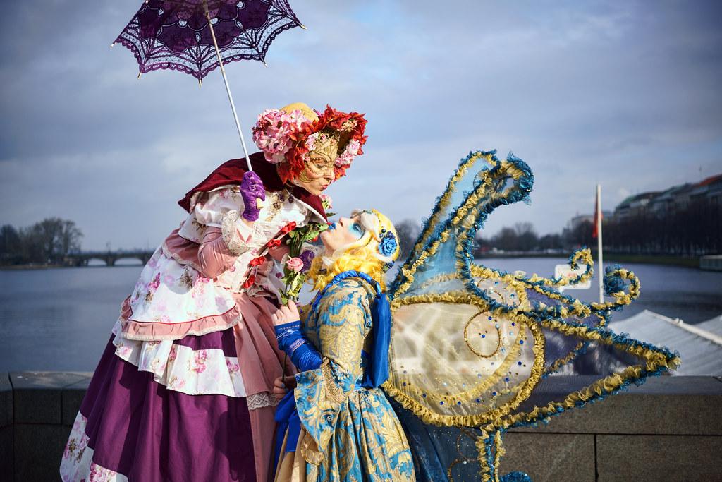 Maskenzauber 2018 (Carnval Venetian Style)