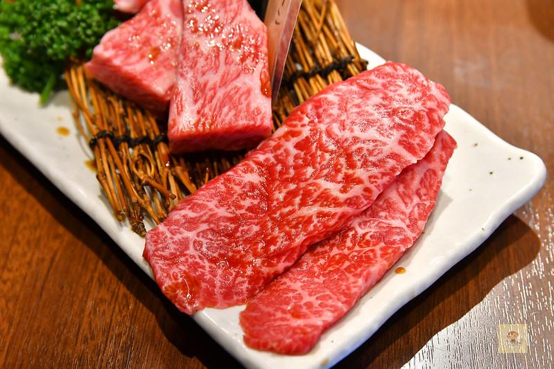 上野燒肉房家, A5和牛, 上野燒肉店, 上野美食推薦