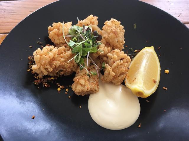 Calamari - Oyster & Chop