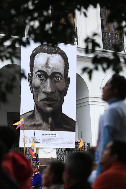 Presentación del cuadro de Alfonso de Illescas- el personaje histórico del mes