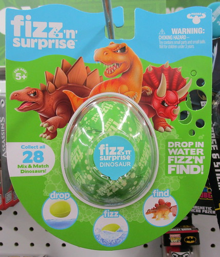 Dinosaur Fizz 'n' Surprise