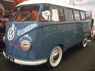 Bus  - Retro Classics Bavaria 2017