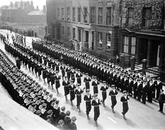Funeral Capt F. J. Walker, RN