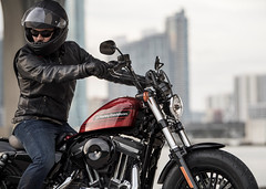 Harley-Davidson XL 1200 X Sportster Forty Eight Special 2018 - 12