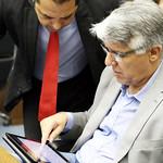 qui, 22/02/2018 - 07:45 - Audiência pública para debater a prestação de serviços de transporte individual privado remunerado de passageiros no Município de Belo Horizonte.Foto: Rafa Aguiar