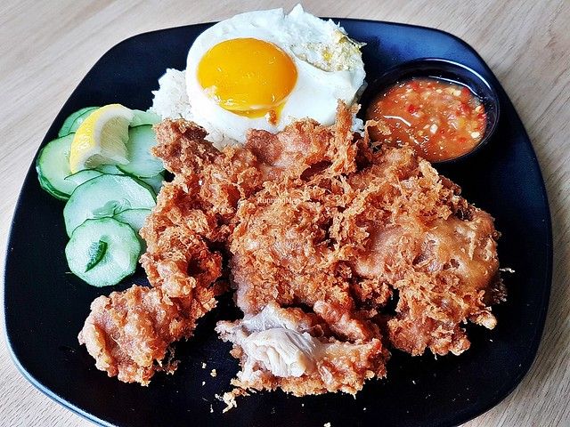 Atas Cutlet Meal