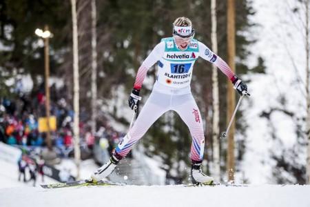 Dorostenka Havlíčková si říká o nominaci na letošní Zimní olympijské hry