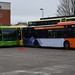 Colourful Citaro's