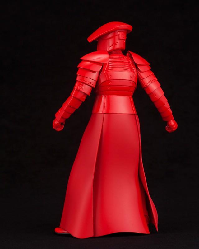 一次蒐集完豐富的武器陣容~! 壽屋 ARTFX+《STAR WARS:最後的絕地武士》菁英禁衛軍 雙人包 Elite Praetorian Guard エリート・プレトリアン・ガード 2パック