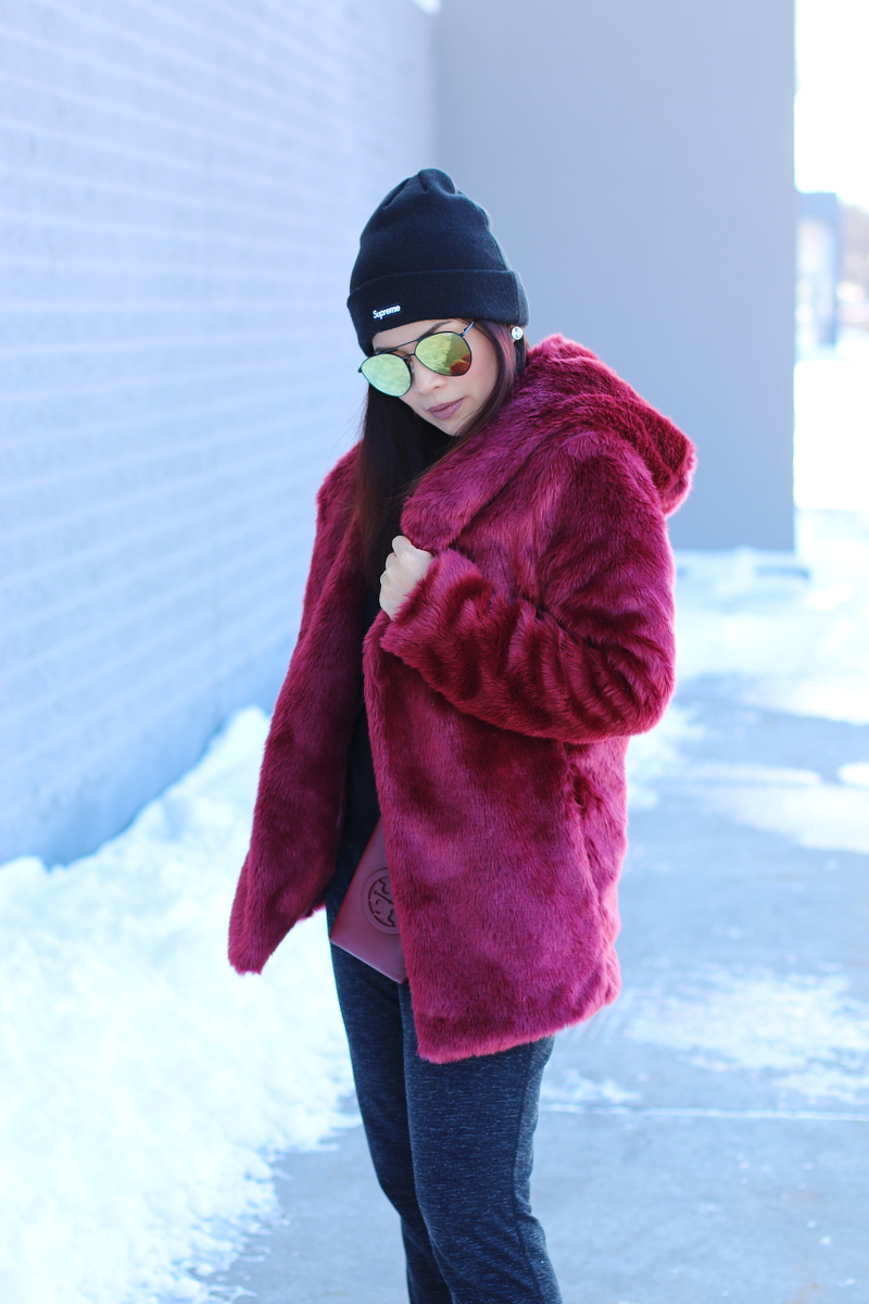 tobi-red-wine-faux-fur-coat-supreme-beanie-10