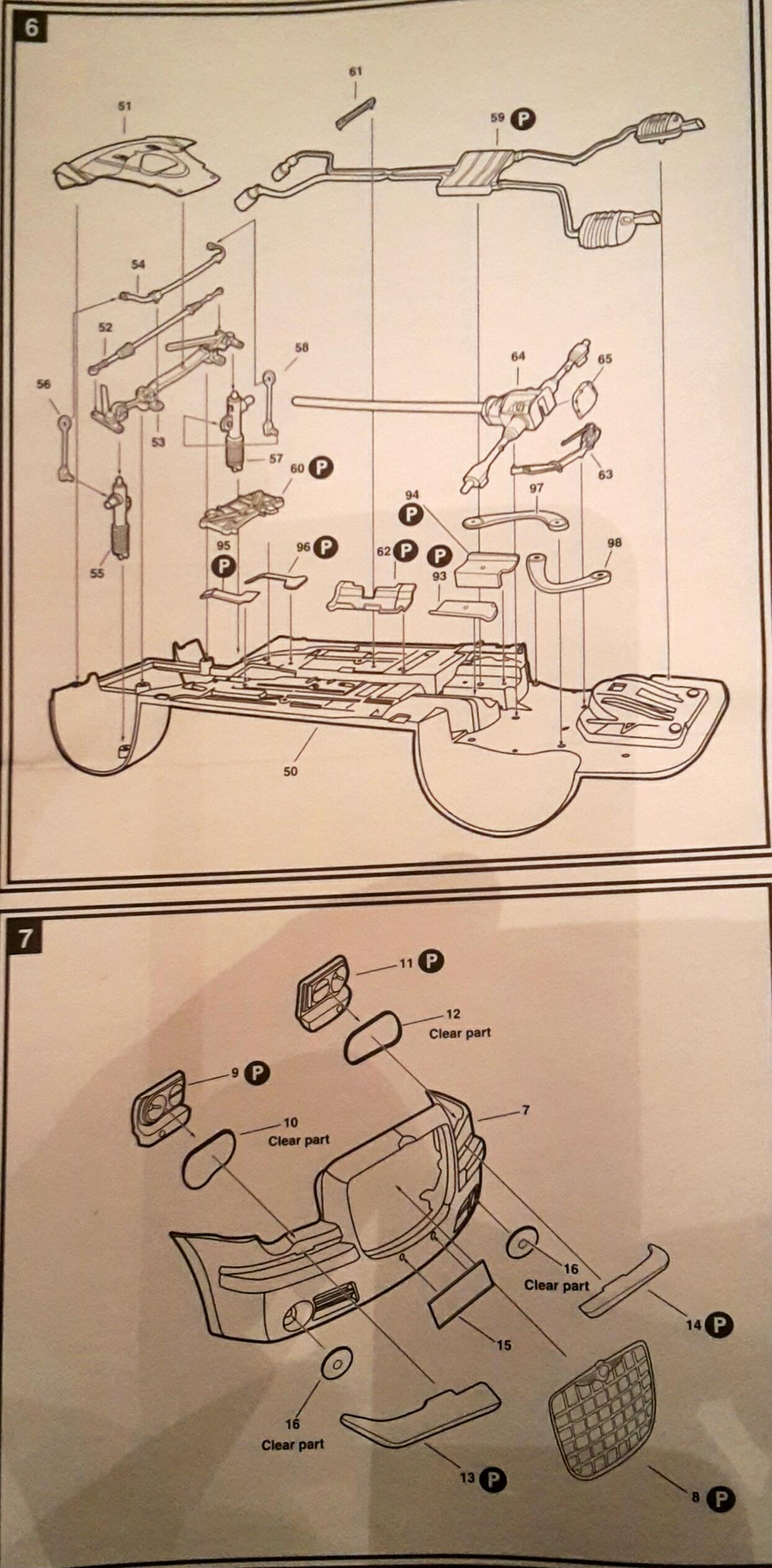 Chrysler 300C - 1/25 - AMT/ERTL 39100714225_46e965d14a_o