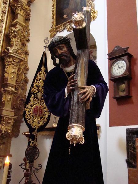 Pontificia, Ilustre y Muy Antigua Hermandad de Nuestro Padre Jesús Nazareno, Santa Cruz en Jerusalén y Nuestra Señora de las Misericordias y San Juan Evangelista