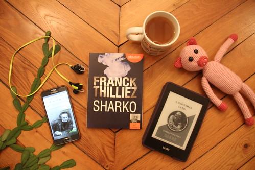 Le mystère de la chambre jaune de Gaston Leroux // Sharko de Franck Thilliez // A Christmas Carol by Charles Dickens