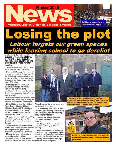 Whickham tabloid Jan 18 p1-page-0