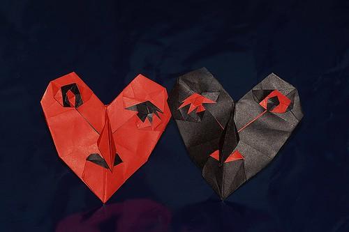 Origami Witch Mask (Komatsu Hideo)