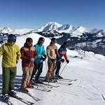 Skiweekend 2018 Lenk
