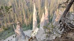 Pinnacles - Crater Lake