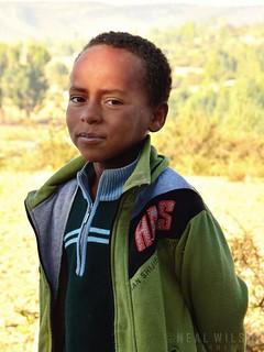 boy in Wukro