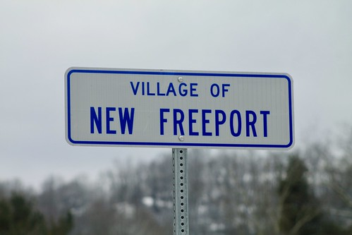 New Freeport, Greene County