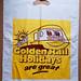 Golden Rail Holidays Carrier bag