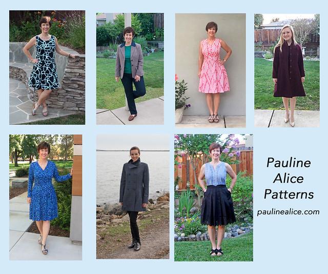 Pauline alice composite
