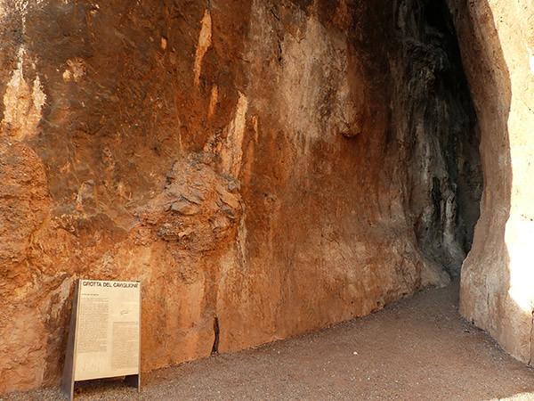 entrée d'une grotte 2