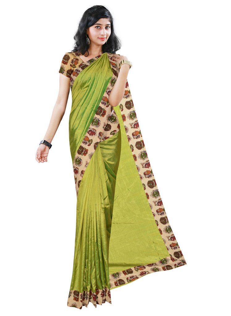 Pulimoottilonlines most interesting flickr photos picssr pulimoottil silks online yellow green color dupion silk thecheapjerseys Gallery