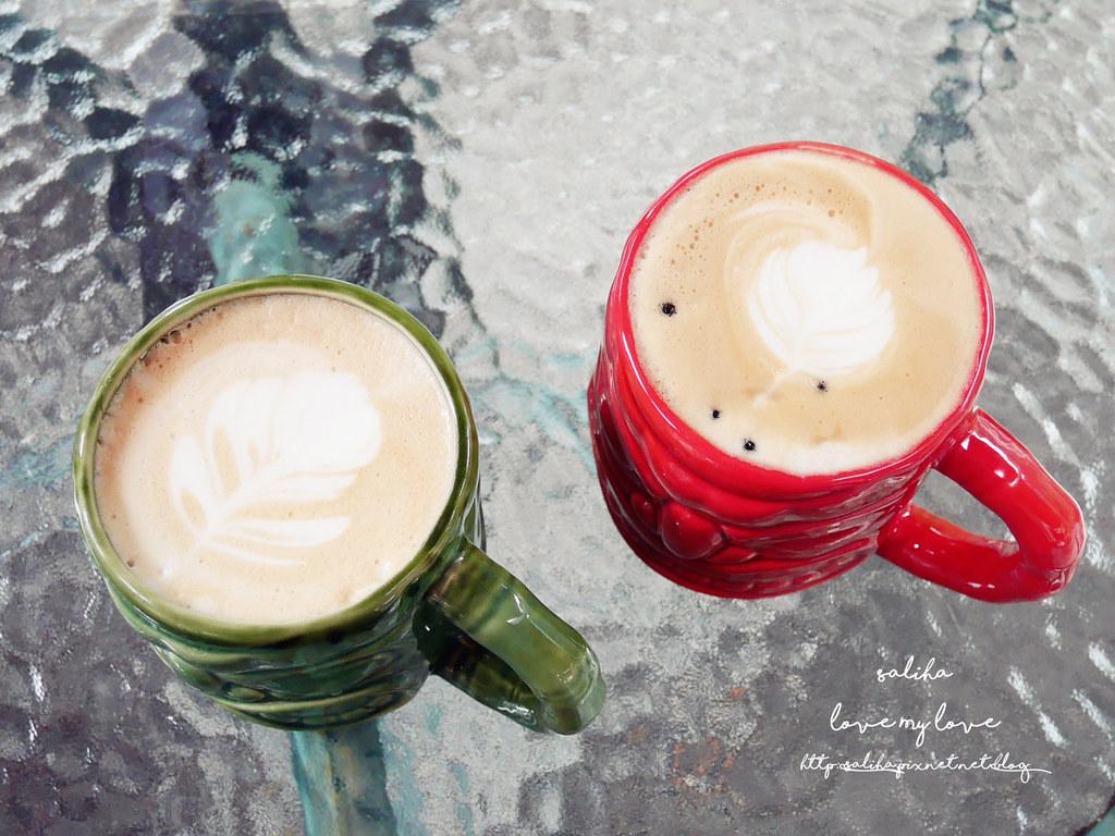 新北一日遊烏來老街瀑布泰雅馬告咖啡 (16)