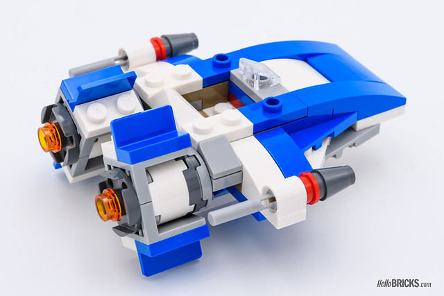 LEGO Star Wars Microfighters 75196 06