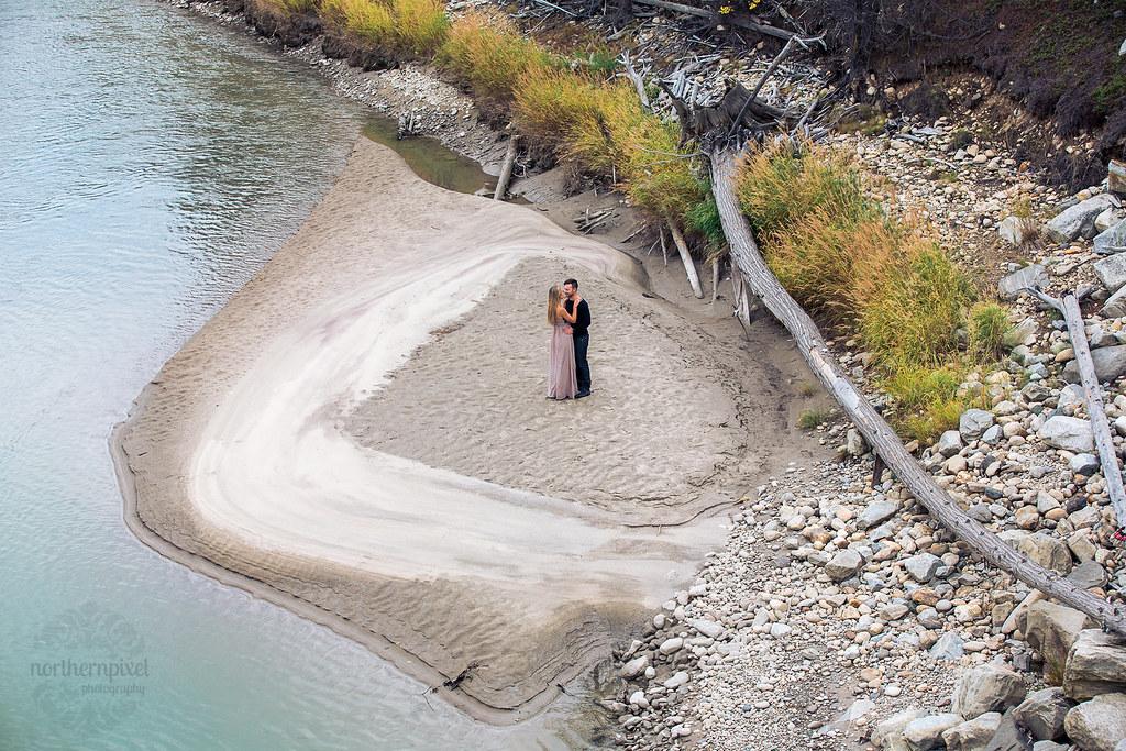 Engagement Session - Valemount BC Elopement Photographers Jasper