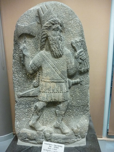 Zeus in Basalt