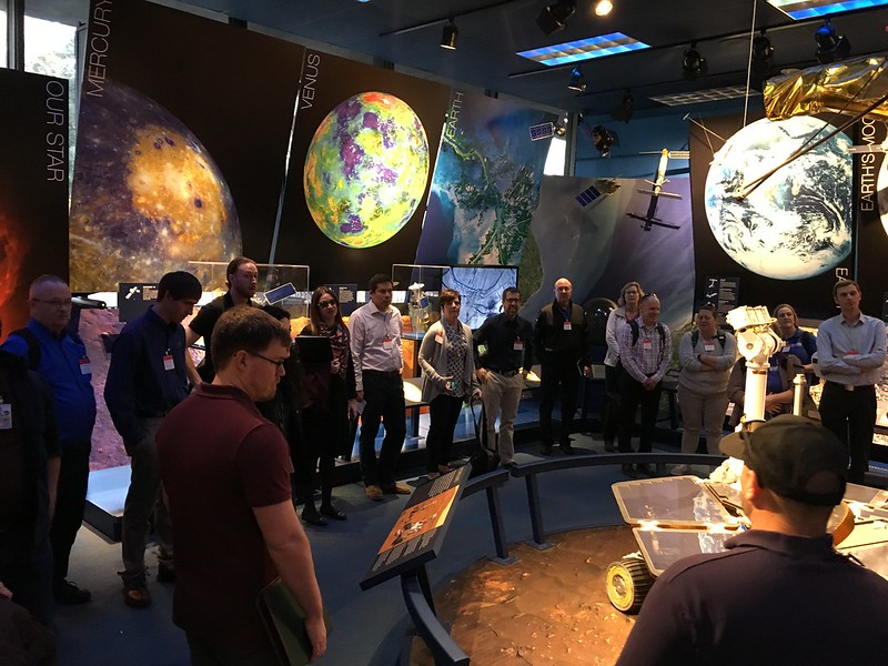 2018 WIMS at JPL - Pasadena, CA