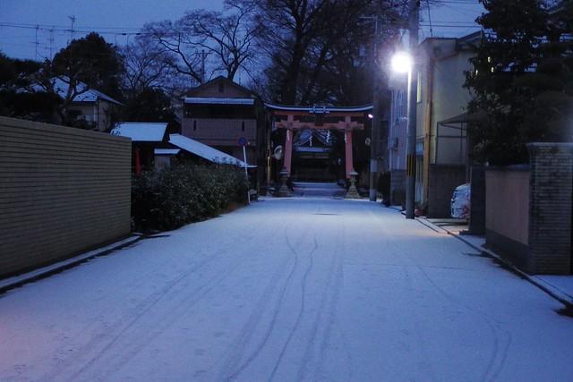 Snow Shrine