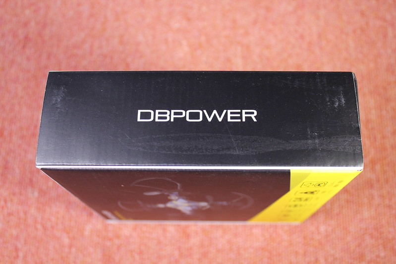 DBPOWER ミニドローン (3)