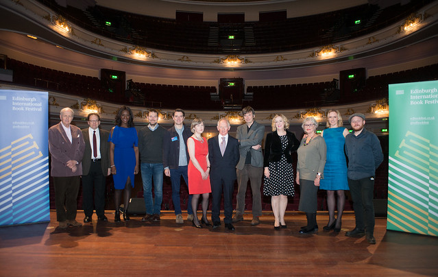 Muriel Spark: Crème de la Crème event, Usher Hall, 31 January 2018