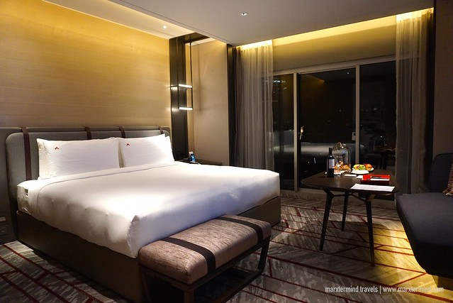 Newly Renovated Premier King Room at Swissotel The Stamford Singapore