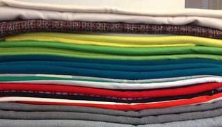 Fabrics for swap