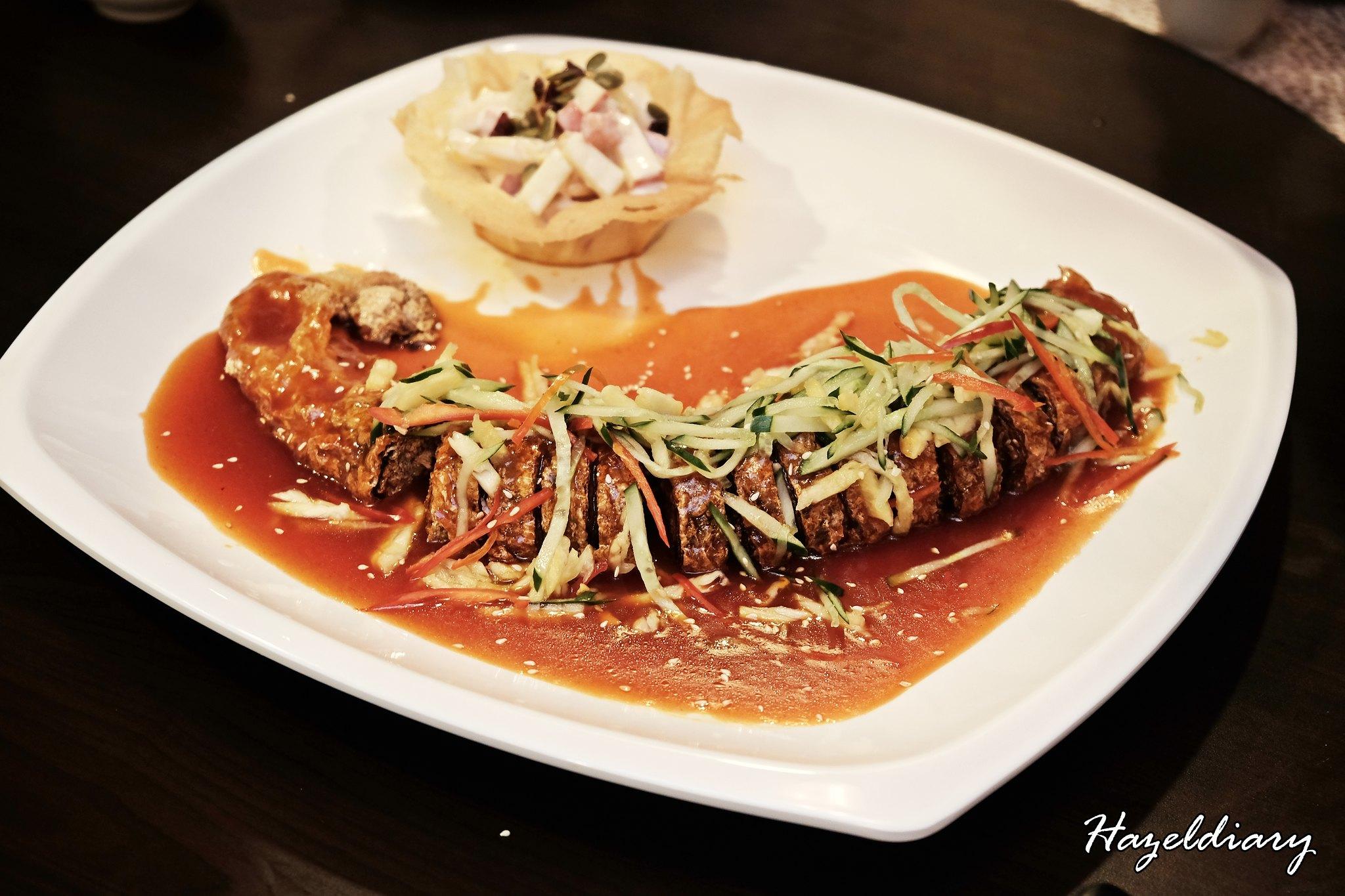 Lotus Vegetarian Restaurant -1