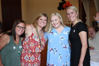 IMG_0834 2017-07-22 7-28pm Erin McGonigle, Alyse Ridpath​, Ann-Charlotte Wade​, Alexa McGrory, Joseph Patrick​ AHS 2007 10-year class reunion Sat eve ISU Alumni Center #2017jul #ameshighclassof2007 #AHS2007tenth reunion photo #55