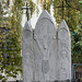 Novodevichy Convent Grave Moscow Russia