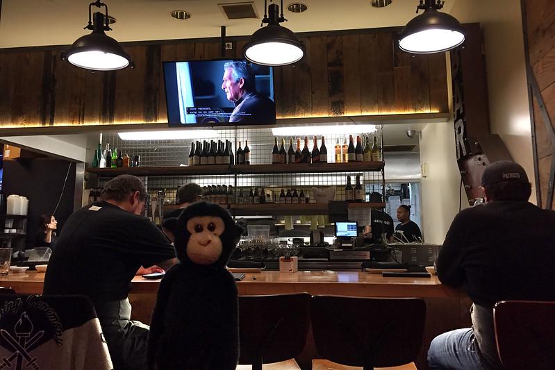 Monkey @ Umami Burger
