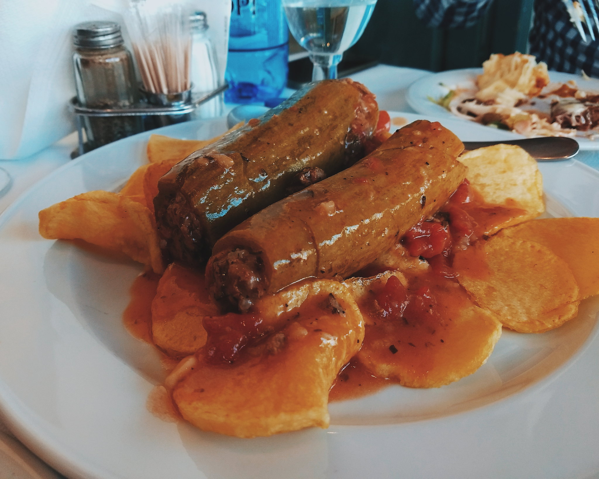 Alaloum Restaurant Nafplio