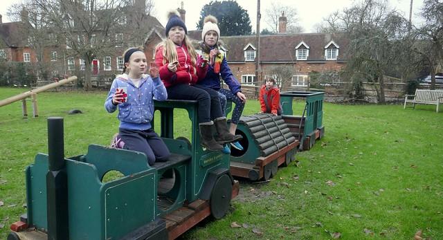 Snacks On The Hursley Express