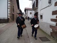 Lantz Carnavales presentacion de los participantes Navarra 01