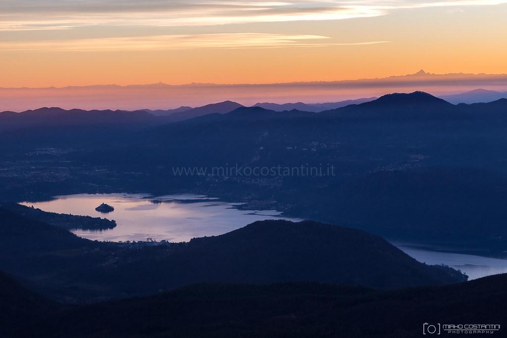 Dal Lago dOrta al Monviso...