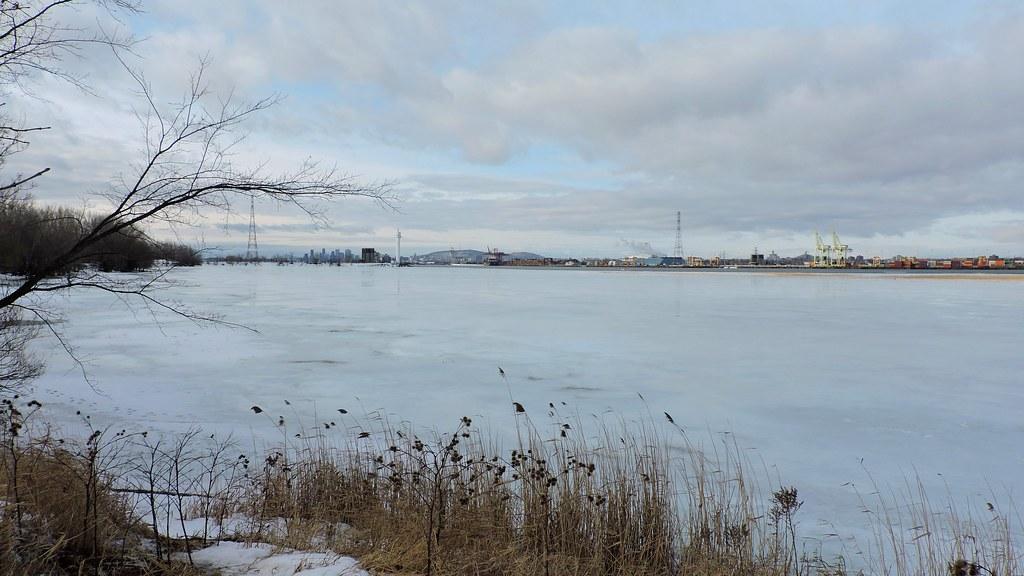 Montréal et son port