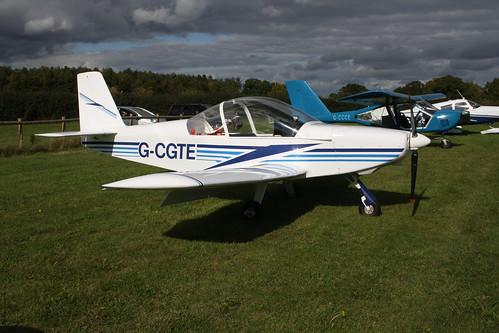 G-CGTE Brandli BX-2 [PFA 179-13386] Popham 081017