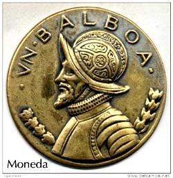 moneda de Panamá, el balboa