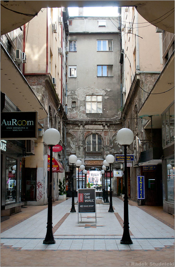 Centrum Belgradu